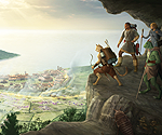 Avernum 3 Splash Art